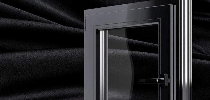 Czarne okna już teraz możesz wyposażyć w czarne dodatki