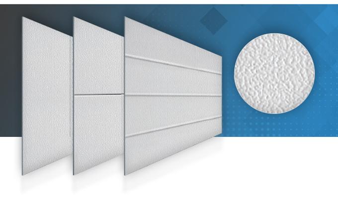 Bramy z panelami stucco w promocyjnej cenie