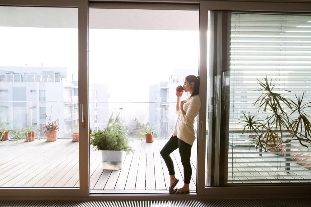 Okna na taras - wybór